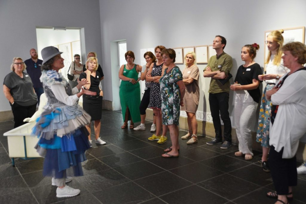 Red Carpet Event: Een inspirerende ontmoeting tussen aanbieders en afnemers van cultuureducatie in Enschede