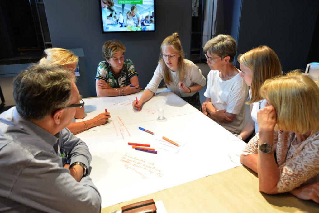Opstart- en Opfriscursus Interne Cultuurcoördinator (ICC'er) – schooljaar 20/21