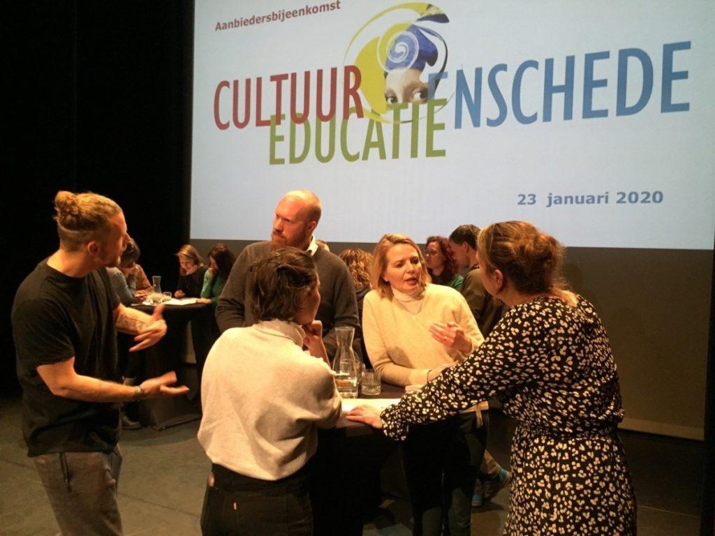 Aanbiedersbijeenkomst Cultuurmenu